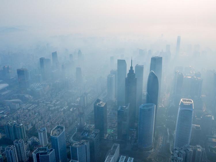La salute dell'aria è la nostra salute