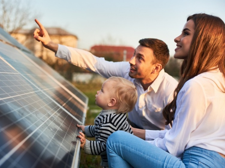 Il triangolo dell'elettricità per un futuro più green